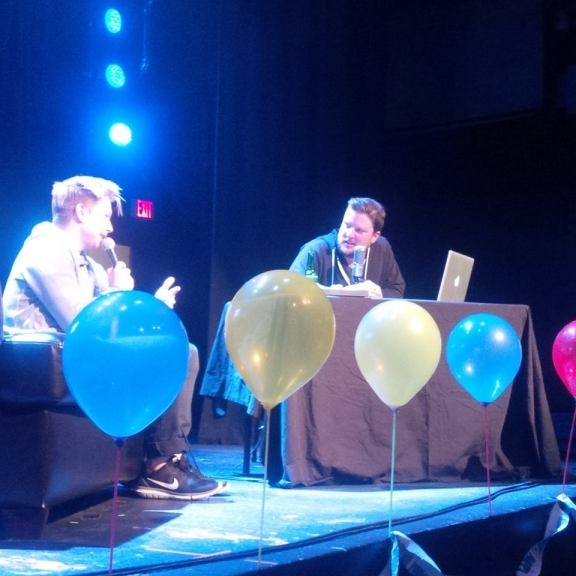 Mark Forward Podcast in Winnipeg
