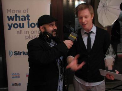 Sirius XM interview with Ben Miner