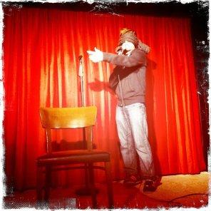 Blindfolded Comedy