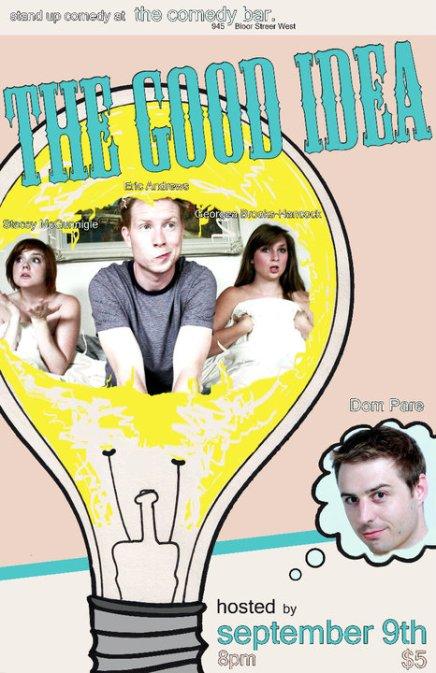 The good idea show