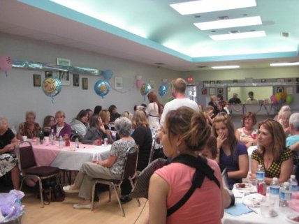 My Worst gig ever! Mc'ing a baby Shower