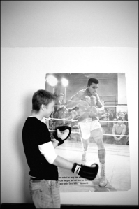 Boxing Muhammad Ali