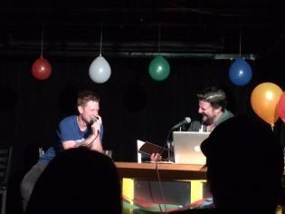 Live Mark Forward Podcast in Toronto